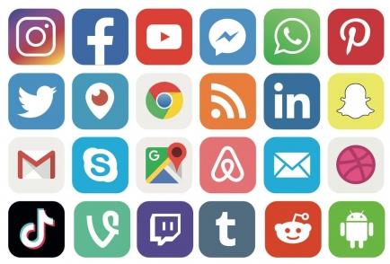 Social Media und Influencer